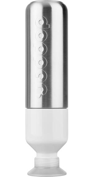 Dopper Solid Steel Bottle 450ml Metalic